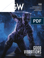 Computer Graphics World Edition 12018