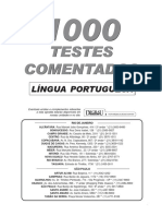 Portugues - 1000 Testes Comentados