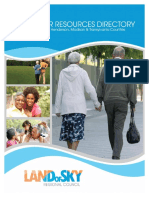 Caregiver Resources Directory