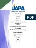 Tarea 3 Historia Del Derecho e Ideas Politica