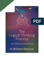 El Proceso de Pensamiento Lógico