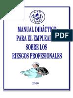 Manual Didáctico Para El Empleador Sobre Los Riesgos Profesionales