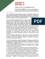 p Mma 445 2014 Lista Peixes Ameaçados Extinção