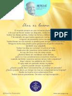 P. Dávila (Dios Es Bueno)
