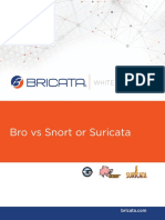 Bricata BroVsSnortSuricata Whitepaper 2018
