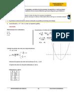 Ht - Sol - Ecuación de La Parábola
