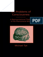 Ten Problems of Consciousness a Representational Theory of the Phenomenal Mind