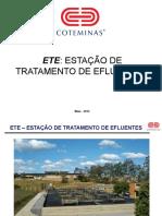 ETE - Diagrama e Fotos