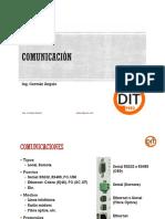 3.0-Comunicacion Reles de Proteccion