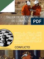 Curso de Resolución de Conflicto