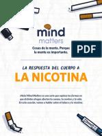 Nida Mindmatters La Nicotina