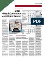 Gestión - Se esperaría crecimiento de 2% a 2.5% - Miguel Jaramillo - 18022019