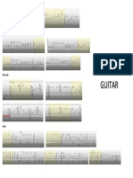 attention guitarra