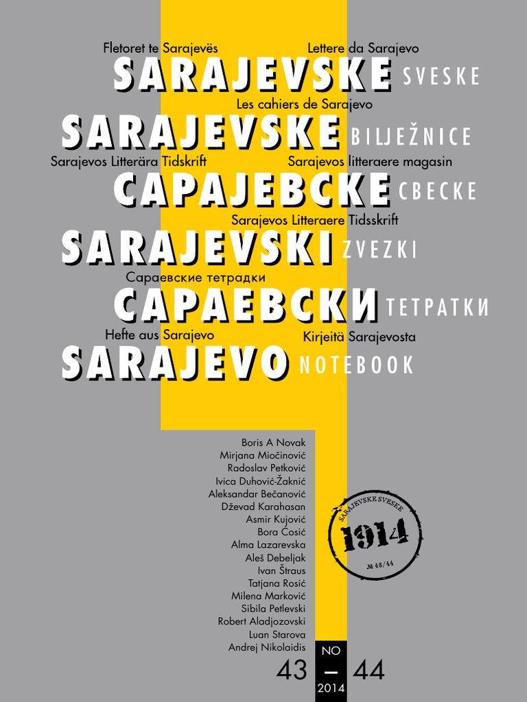 Sarajevo trazim avanturu Trazim osobu