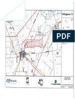 San Patricio County Buffalo Steel Mill Reinvestment Zone map