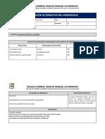 Evaluacion Alterna a&V