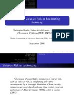 Econometrie Finance Slides Partie3