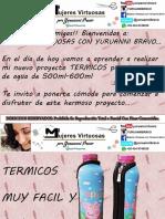 PAtron bolso termico agua-2793981