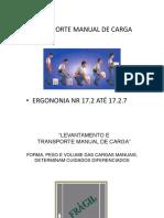 Transporte manal  de Cargas.ppt