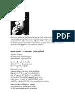 Poemas de David Aniñir