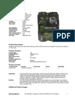 Monster Energy Energy Drink