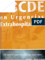 Urgencias extrahospitalarias