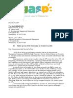 AEMC / ADEM Letter from Gasp