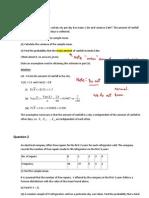 Statistics Quiz 1_solutions