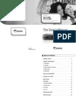 Manual Usuario MVision SX5 Multilenguaje