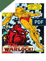 100% Marvel HC. Warlock