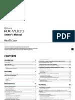 Yamaha receiver RXV 683.pdf