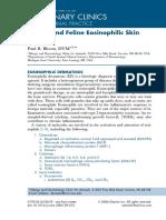 7. Canine and Feline Eosinophilic Skin Diseases.pdf