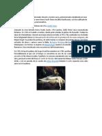 Biografia de Pinturas y Obras