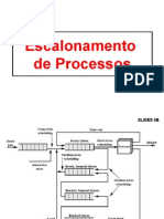 SLIDES 6B Escalonamento Processos