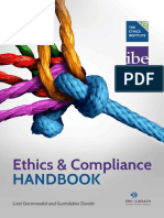 Ibe Ethics and Compliance Handbook South Africa 2017