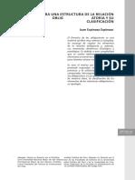 Espinoza - Apuntes Para Estructura De La Relacion Obligatoria (1).doc
