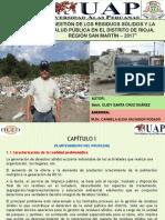 Ppt - Proyecto - Tesis - Clidy Santa Cruz - Corregido