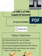 The ABC of VSA Distribution