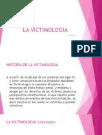 La Victimologia