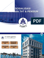 Sosialiasi THT Dan Pensiun_UNY
