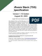 Plugin-TSS Version 1.1