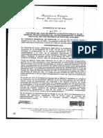Política Pública Municipal Salvaguarda Procesiones de Semana Santa Sector Histórico de Popayán 2015
