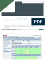 Ninjadolinux Com Br Zabbix Monitoramento de Redes