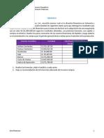 Ejercicio 2, Razones de Liquidez (1)