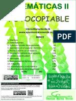 Fotocopiable Mat II