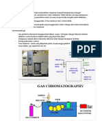 Kromatografi Adalah Teknik Untuk Memisahkan Campuran Menjadi Komponennya Dengan Memanipulasi Sifat Fisik Dari Zat