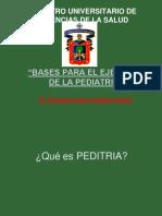 Bases para el ejercicio de la pediatria.pptx