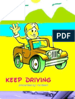 Keep Driving - Volume 57 Dated 24-10-2010