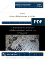 1.1 Concepto de Geografía