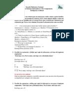 Ejercicios de Programación Lógica 2 (Inferencia)